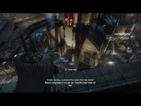 HEY BATS! Batman Arkham City Episode:1