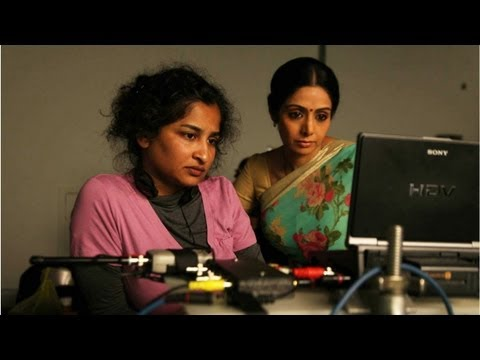 English Vinglish | Movie Making | Sridevi Best Movie