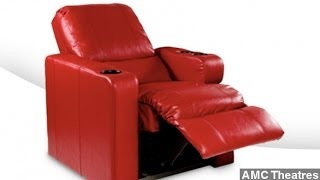 Feature Attraction: AMC Installing Recliners In Theaters