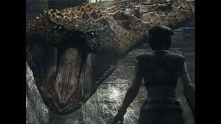 Resident Evil HD Remaster, Vídeo Guía: Enfrentamiento contra la Serpiente Yawn y Big Crimson Head
