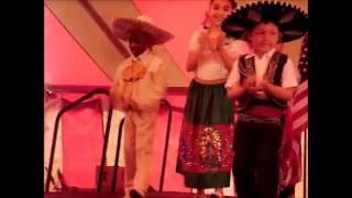 Fantasia Ballet Folklorico - Jordan's Dance Performance