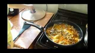 Жаркое из свинины - рецепт жаркое
