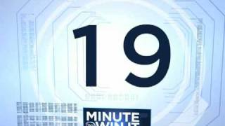 Minute to Win it Countdown