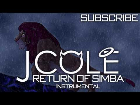 J. Cole - Return Of Simba (INSTRUMENTAL)