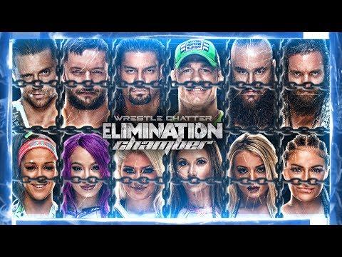 WWE Elimination Chamber 2018 Highlights Match Card Predictions Elimination Chamber 2018 Predictions