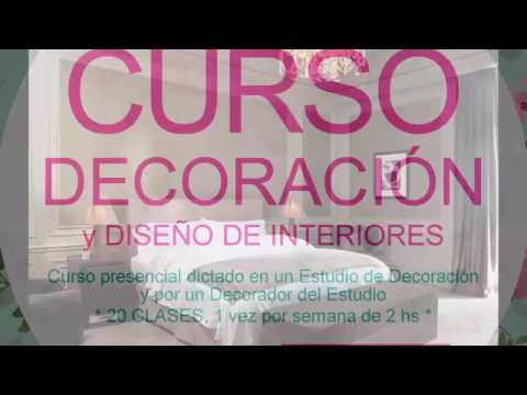 Curso decoracion de interiores gratis youtube for Programa decoracion interiores gratis