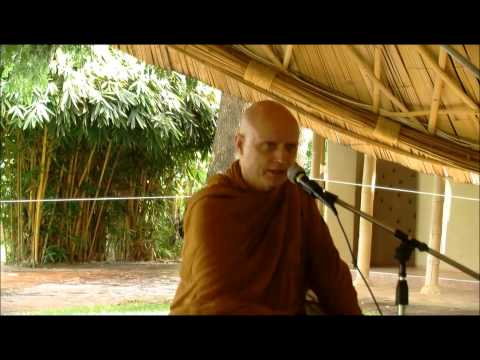 """Dealing with Anger"" by Venerable Ajahn Jayasaro, June 18, 2015"