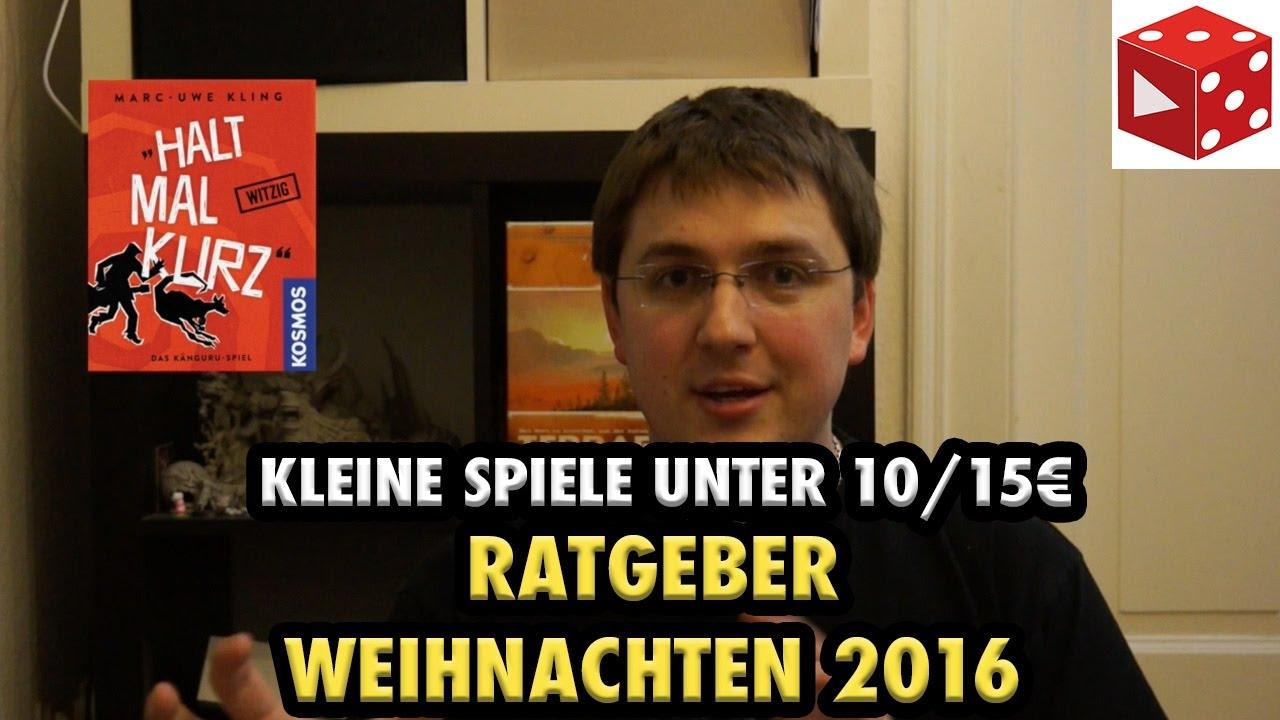 Spiele unter 10/15€ - Geschenktipps für Brettspiele zu Nikolaus ...