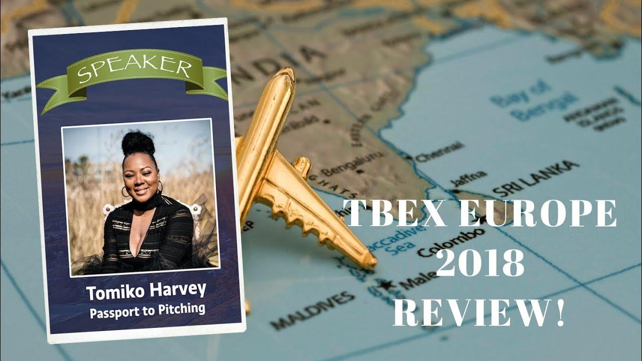 TBEX Europe 2018 - Czech Republic Review | Best Travel Conference For Content Creators