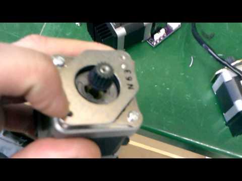Kossel Mini Build 10 of ? Stepper Extra Hardware