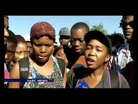 NWU students have been evicted from their residences
