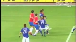 Japan 0 Serbia 3 Kirin Cup 2010