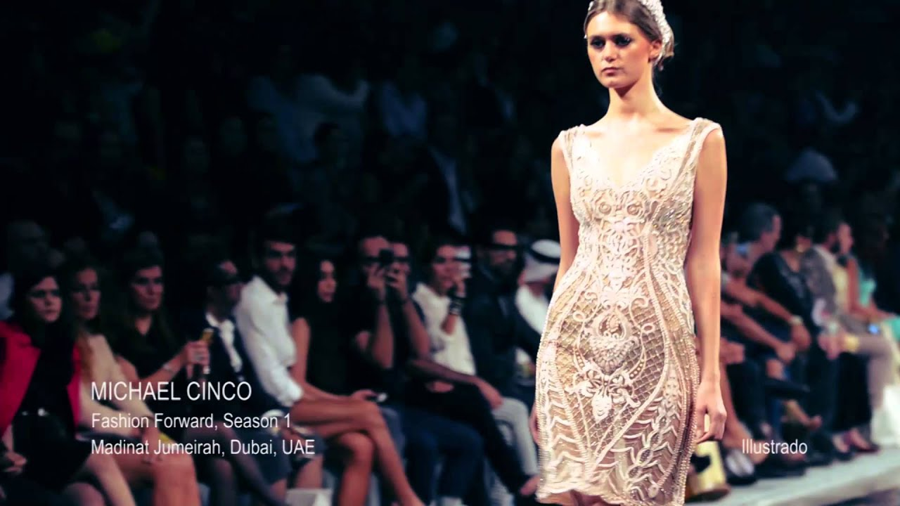 Filipino Designers at Fashion Forward - YouTube