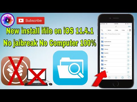 how to download ifile ios 11.4