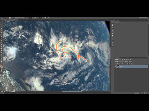 """NASA Photoshops Blue Marble Clouds to Say """"SEX"""" Subliminal Messaging Exposed! 100% Proof NASA Fraud"""