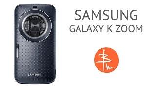 Samsung K Zoom - полный обзор фотофлагмана