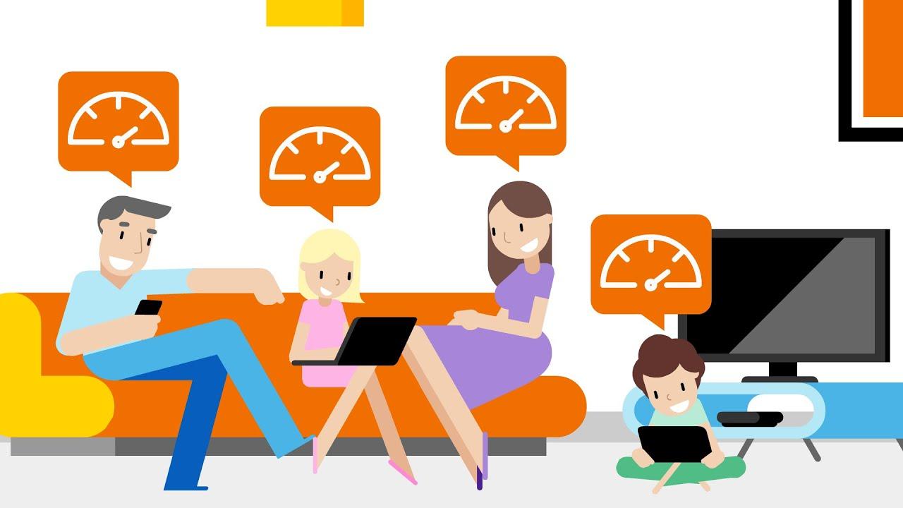 Le Wifi Intelligent d'Orange - Orange