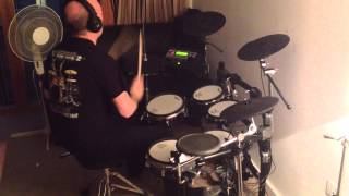 The Prodigy feat. Tom Morello - One Man Army (Roland TD 12 Drum Cover)