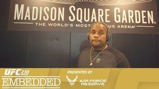 UFC 230 Embedded: Vlog Series - Episode 4
