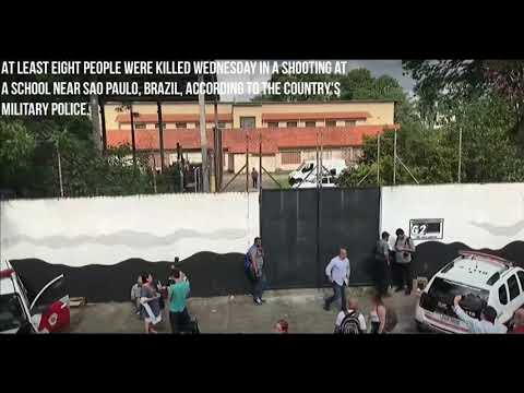 Brazil School Shooting LİVE - Suzano School Shooting - Sao Paulo School Shooting LİVE