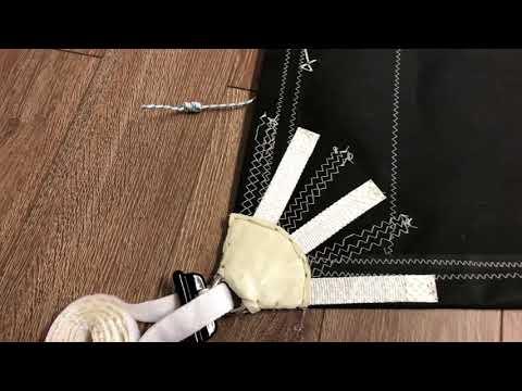 schock-santana-30/30-mainsail--challenge-warp-drive