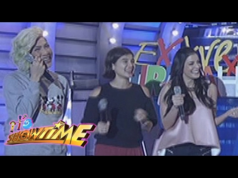 It's Showtime: Vice as Dayanara's interpreter