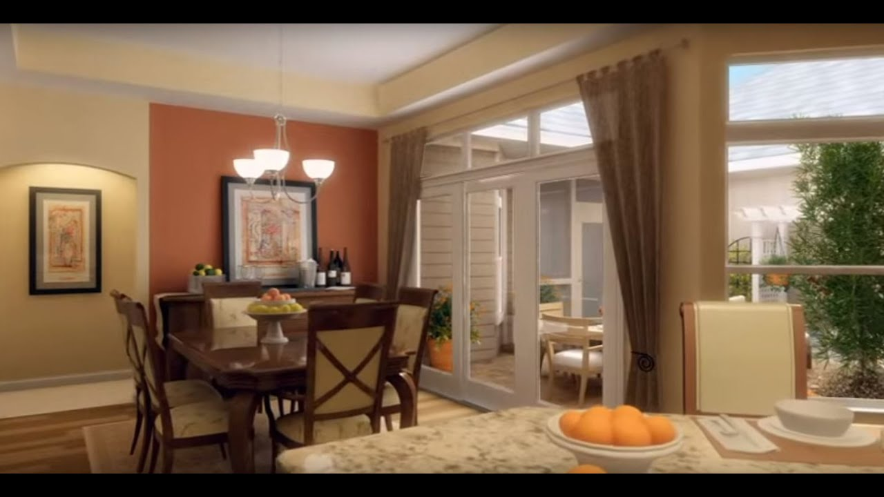 Portico home model virtual tour video epcon communities
