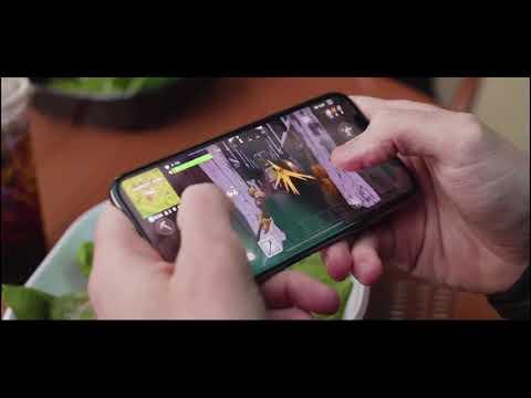 Fortnite On Mobile Trailer