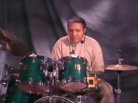 Afro Cuban Drumming  Part 1