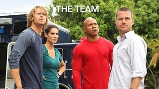 Ncis Los Angeles   The Team