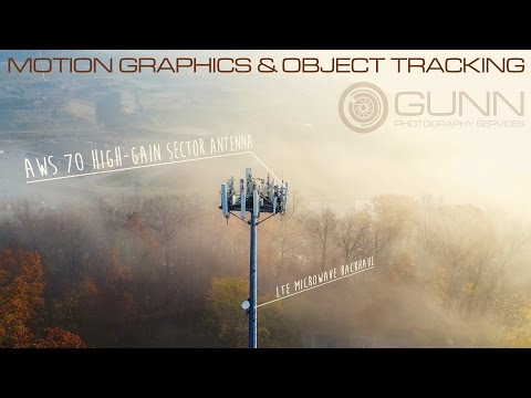 Enhanced Motion Graphics in Drone Aerial Video for Real Estate and Marketing