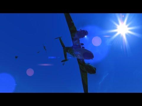 IL-2 BoS: 7 Kills in a flight - Peska attack - (3 Peska Kills)