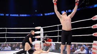 Этот НОКАУТ вывел Никиту Крылова в UFC! Бой Шахтера против немецкой Панды!