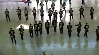 さわやかちば県民プラザで行われた習志野市立習志野高等学校吹奏楽部に...