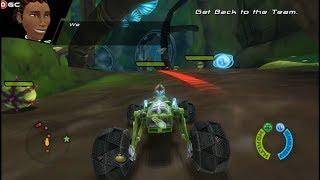 Hot Wheels Battle Force 5 / Nintendo Wii Race Games / Gameplay Video #5 FHD