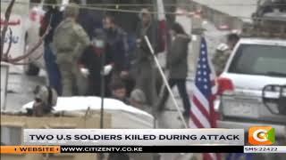 Two US soilders kiled