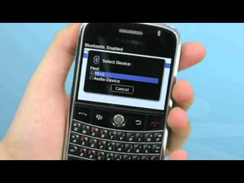 Blackberry Bold 9000: a Quick Start Guide