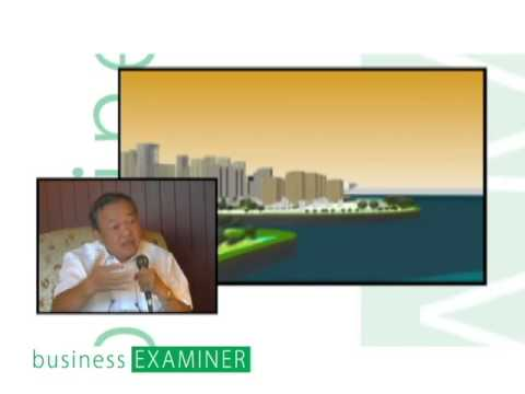 The Business Examiner with Andrew Masigan S01E01 - Manila Reclaimation