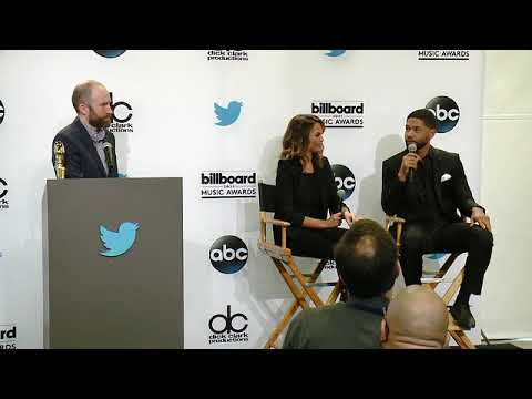 EVENT CAPSULE CLEAN - 2015 Billboard Music Awards Finalist Announcement Press Conference