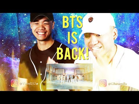 DANCER REACTS TO - BTS (방탄소년단) 'FAKE LOVE' Official MV - @GBarcenilla Reacts