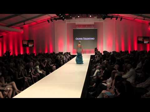 Oliver Tolentino - Fashion Week El Paseo's 10th anniversary show
