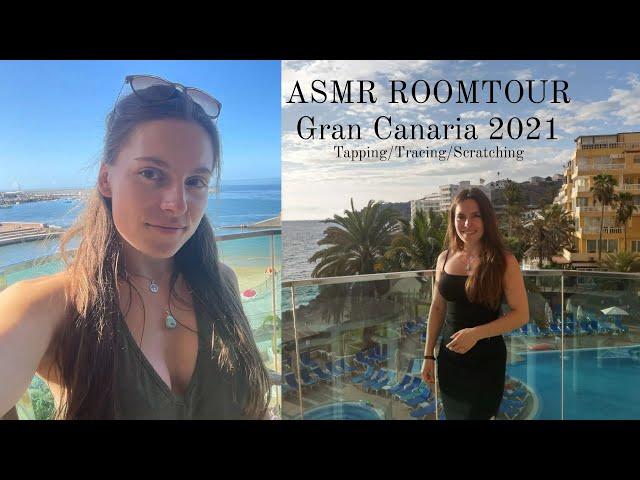 ASMR op vakantie  Gran Canaria☀️✨ TiaraASMR Standard quality (480p)
