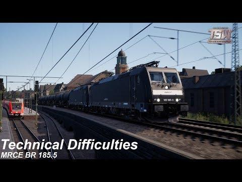 Technical Difficulties : Rhein Ruhr Osten : Train Sim World 2020 1080p60fps