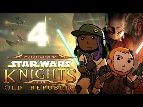 Best Friends Play Star Wars: Knights of the Old Republic (Part 4)
