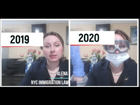 Handling Your Immigration Case 2019 Vs. 2020 | USA Immigration Lawyer | NYC Immigration Attorney
