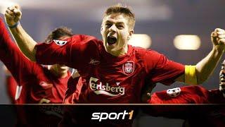 Liverpools Legende: Wie gut war eigentlich Steven Gerrard? | SPORT1
