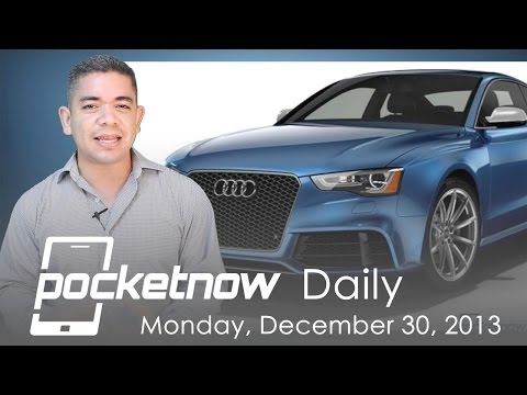 Google-Audi Android cars, Asus CES teaser, WP8 Jailbreak & more - Pocketnow Daily