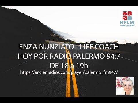 ENZA NUNZIATO - LIFE COACH - RADIO PALERMO - PROSPERITY ALL - PROGRAMA DE RADIO EN VIVO