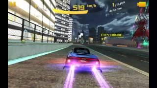 Asphalt 8 GT9 VMAX 1709 1:36:697 Tokyo R