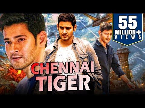 Chennai Tiger (2019) Tamil Hindi Dubbed Full Movie | Mahesh Babu, Trisha Krishnan